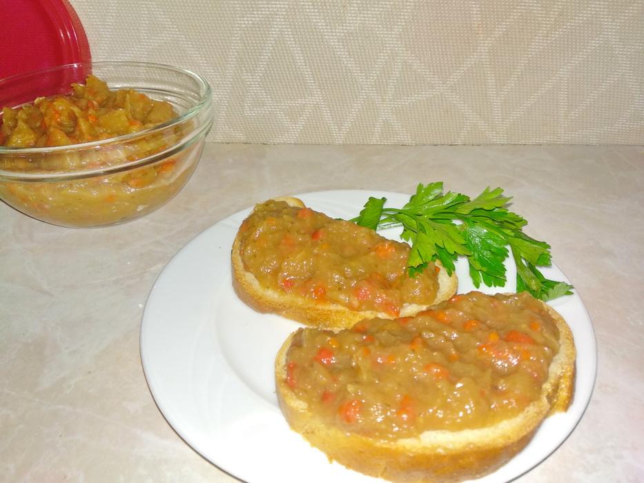 В Одессе раздобыла рецепт «Сырой икры», так вкусно, что уже и невестка научилась её готовить