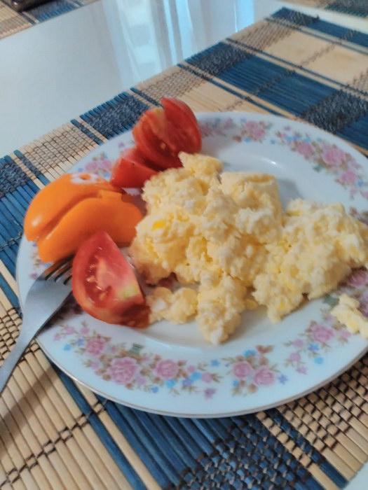 вкуснейшее сочетание яиц с сыром
