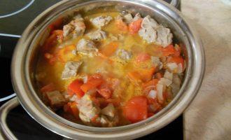 «Мучкалица» - вкуснейшее сербское блюдо из мяса и перца