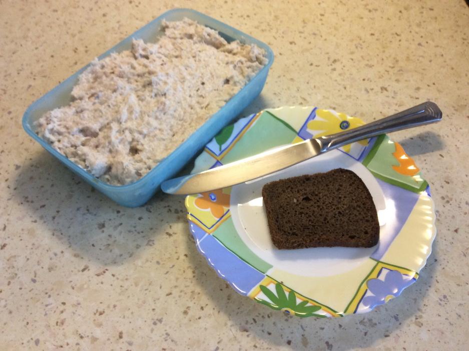 Закуска из сала «Крем от морщин» - ставлю на праздничный стол и расходится на ура даже среди моих возрастных гостей