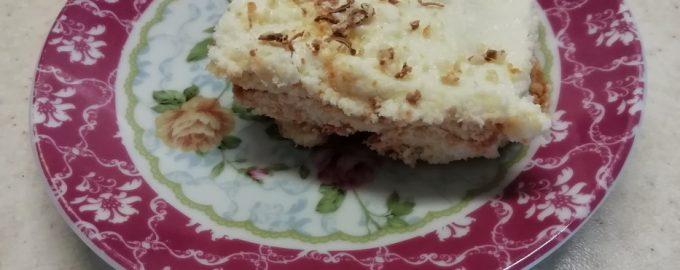 Чизкейк без выпечки. Приготовила «на пробу», а торт получился с первого раза