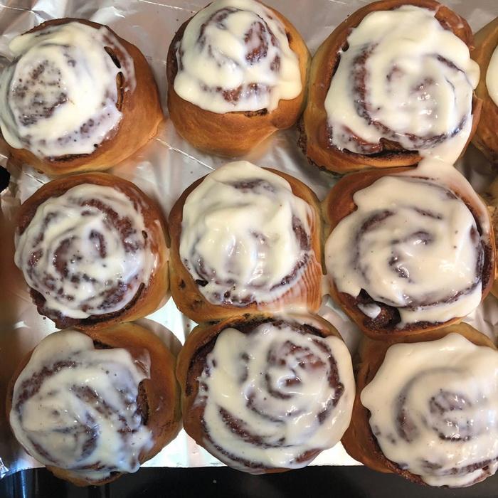 Знаменитое печенье «Синнабон» — не просто модный, а идеальный десерт на любой праздник