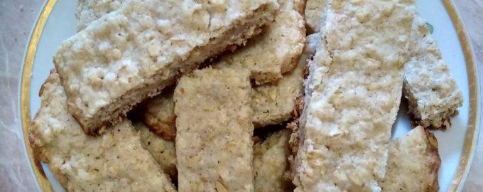 Шведское печенье из овсяных хлопьев «Хаврекакур»