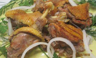 «Божественная утка» - рецепт запечённой утки в маринаде на сухом вине