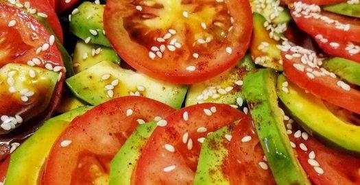 Закуска из авокадо. Люблю готовить на праздники: просто и экзотично