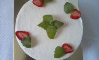 ВАУ-торт. Торт настолько «безобидный», что его ел даже мой годовалый внук