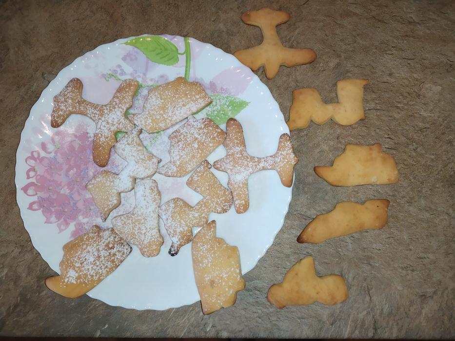 Печенье для мальчишек