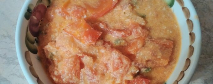 Сатараш или бечарац – легкое, сочное, летнее блюдо