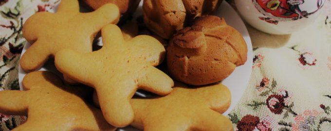 Постные «Новогодние» имбирные пряники – любимое лакомство в рождественский пост