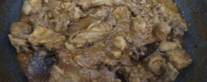 Одно из моих самых любимых блюд. «Настоящая Курица-карри», рецепт из Индии, а все приправы есть в наших магазинах