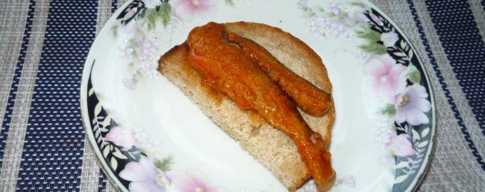 Как я готовлю «Кильку в томате» - как консервированную, и даже лучше: косточки мягкие, рыба нежная и не разваливается