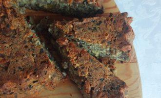 Рецепт «Душевного хлеба» без пшеничной муки. Зимой постоянно пеку его для моей вечно худеющей дочки