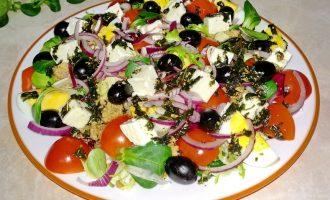 Новый салат из тунца с овощами - покорил простотой и вкусом