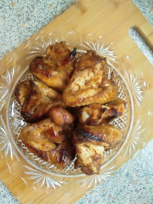 Крылышки «По-восточному». Великолепная горячая закуска к праздничному столу
