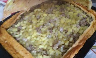 Татарский пирог «Балиш» - перепробовала не мало вариантов мясных пирогов, но лучше татарских ещё не встречала