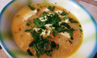 Суп «Турецкой невесты»