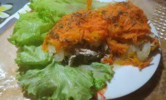 «Рыба под маринадом» - отличный рецепт сочно и вкусно приготовить горбушу