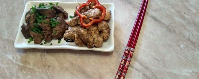 «Китайский дракон» - сытная мясная закуска