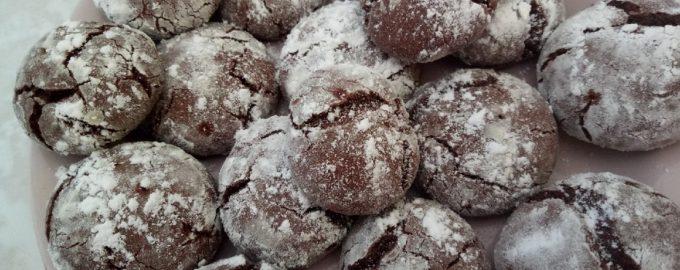 Мраморное печенье – изумительное современное печенье (Продукты простые, замес за 5 минут, а выпекать 12)