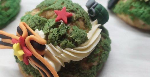«Шу» - французские пирожные. Рецепт простой, а результат вкуснейший (Приготовила 4 варианта крема)