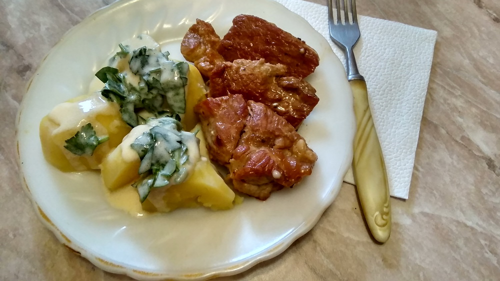 «Стегт флэск» главное мясное блюдо Дании