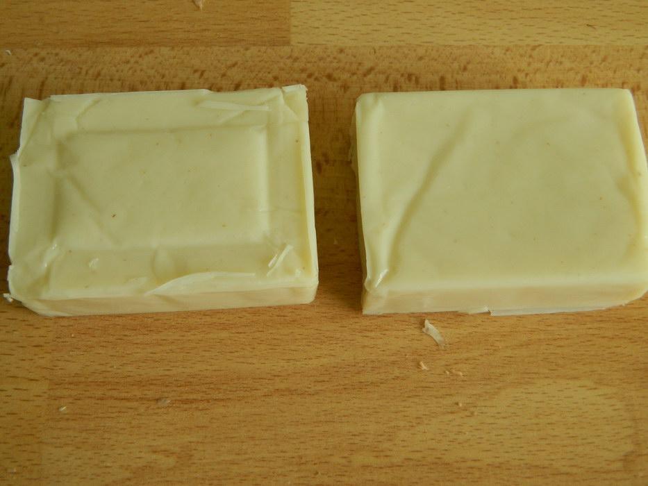 Подготовить твердый и плавленный сыр