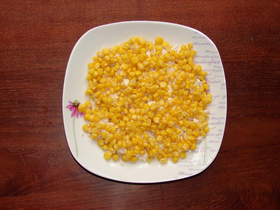 Слой кукурузы