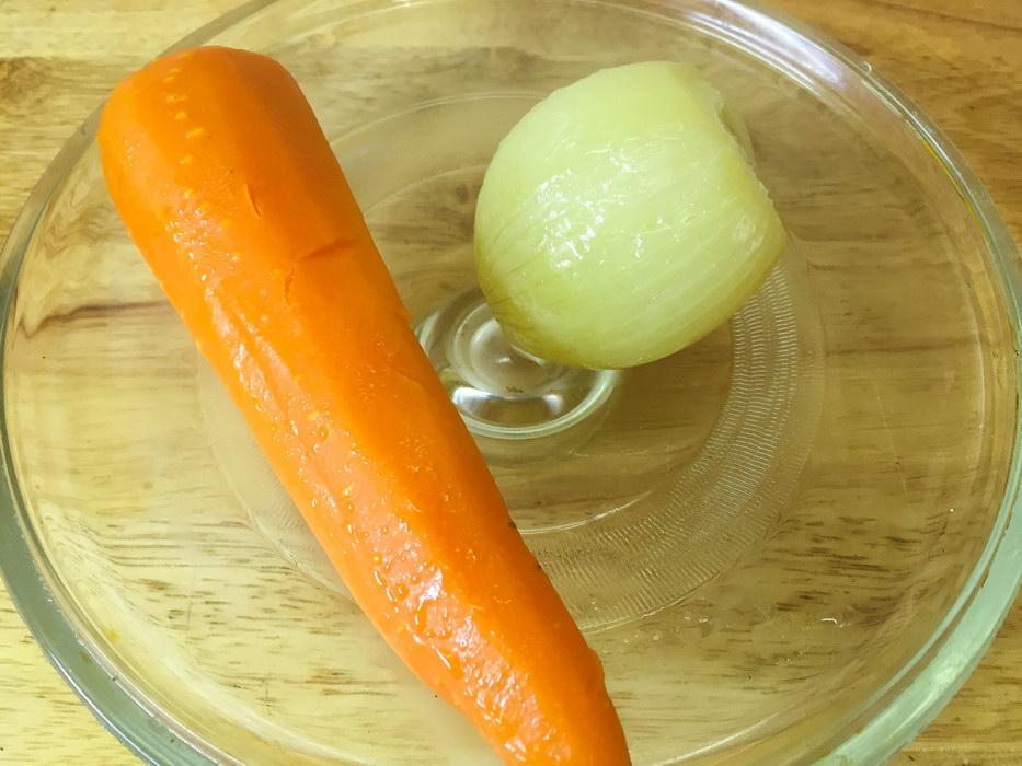 Овощи для украшения